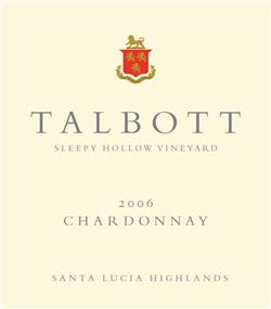  2006 Talbott Sleepy Hollow Chardonnay.jpg 